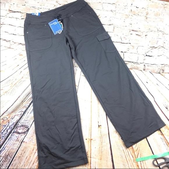 46fa8ff232 Kuhl Mova pants size 10 women gray with tags